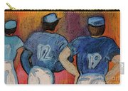 Baseball Team By Jrr  Carry-all Pouch