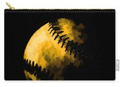 Baseball The American Pastime Carry-all Pouch