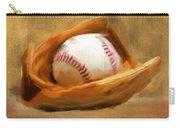 Baseball V Carry-all Pouch