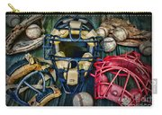 Baseball Vintage Gear Carry-all Pouch