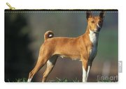 Basenji Dog Carry-all Pouch