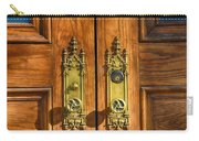 Basilica Door Knobs Carry-all Pouch