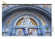 Basilica Of Our Lady Of Lourdes Carry-all Pouch