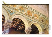 Basilica - Ravenna Italy Carry-all Pouch by Jon Berghoff