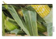 Basket Farmers Market Corn Carry-all Pouch
