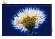 Basket Flower Inner Beauty Carry-all Pouch