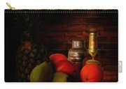 Basket Of Colors Carry-all Pouch by Lourry Legarde