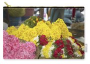 Basket Of Flowers Carry-all Pouch