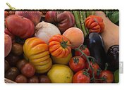 Basket Of Fruits And Vegetables Carry-all Pouch