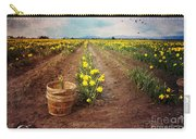 basket with Daffodils Carry-all Pouch