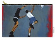 Basketball Players Carry-all Pouch