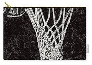 Basketball Years Carry-all Pouch by Karol Livote