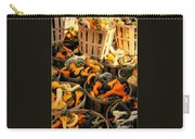 Baskets Of Gourds Carry-all Pouch
