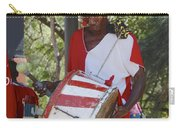 Bass Drummer Labadee Haiti Carry-all Pouch