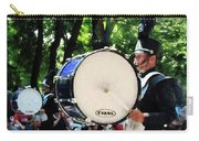 Bass Drums On Parade Carry-all Pouch