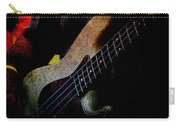 Bass Guitar Carry-all Pouch