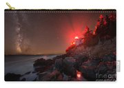 Bass Harbor Lighthouse Milky Way Carry-all Pouch