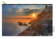 Bass Harbor Sunset Carry-all Pouch