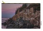 Bass Head Lighthouse Sunrise Carry-all Pouch