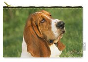 Basset Hound Dog Carry-all Pouch