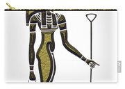 Bastet - Goddess Of Ancient Egypt Carry-all Pouch
