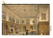 Bat Game In The Grand Hall, Parham Carry-all Pouch