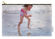 Bathing Beauty Running Carry-all Pouch