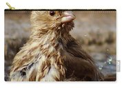 Bathing Bird J Carry-all Pouch