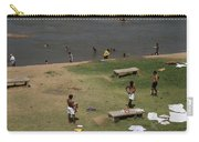 Bathing Ghats Carry-all Pouch