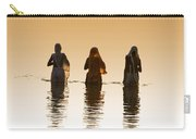 Bathing In The Holy River 2 Carry-all Pouch