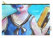 Bathing Suit Beauty Poster Carry-all Pouch