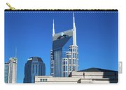 Batman Building And Nashville Skyline Carry-all Pouch