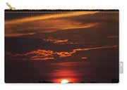 Baton Rouge Sizzling Sunday Sunset  Carry-all Pouch