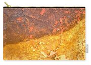 Battered To Rust Carry-all Pouch