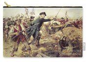 Battle Of Bennington Carry-all Pouch