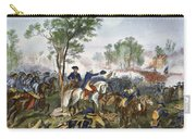 Battle Of Eutaw Springs Carry-all Pouch