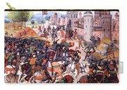 Battle Of Nevilles Cross 1346 Carry-all Pouch