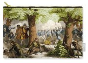 Battle Of Oriskany, 1777 Carry-all Pouch