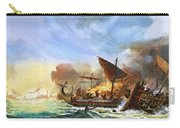 Battle Of Salamis Carry-all Pouch