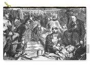 Battle Of Sedan, 1870 Carry-all Pouch