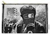 Battle Of The Bogside Mural II Carry-all Pouch