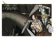 Battle On The Stone Bridge Carry-all Pouch