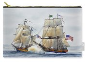 Battle Sail Carry-all Pouch by James Williamson