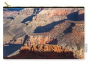 Battleship Rock At The Grand Canyon Carry-all Pouch