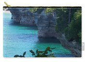 Battleship Row Pictured Rocks National Lakeshore Carry-all Pouch