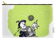 Baum: The Wizard Of Oz Carry-all Pouch