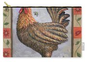 Baxter The Rooster Carry-all Pouch