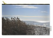 Bay Breeze In Winter Carry-all Pouch
