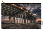 Bay Bridge Sunset 2 Carry-all Pouch