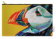 Bay Bulls Puffin Carry-all Pouch